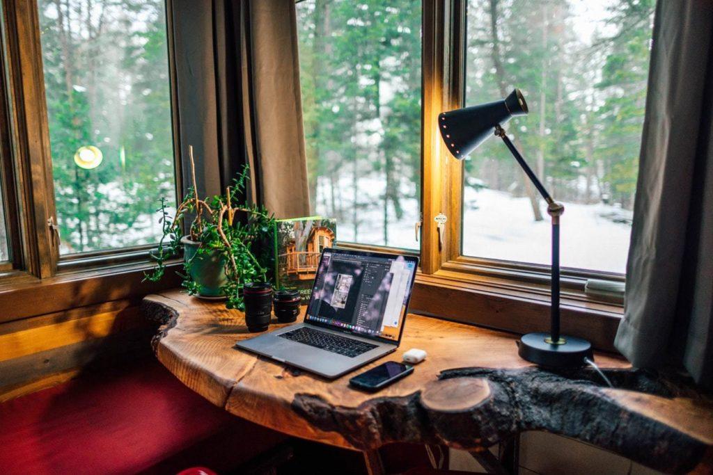HomeOffice Lockdown Online-Tasting